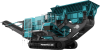 Powerscreen mobile Brechanlage